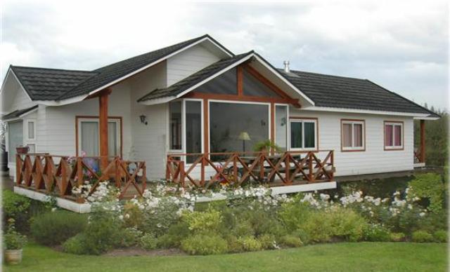 Casa prefabricada allipen 155 mt2 casas prefabricadas - Modelos casa prefabricadas ...