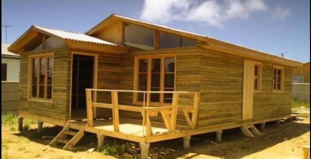 Casa prefabricada c huil 48 m2 casas prefabricadas - Casa prefabricada precio ...