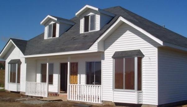 Casa prefabricada curauma 140 m2 casas prefabricadas - Empresa de casas prefabricadas ...