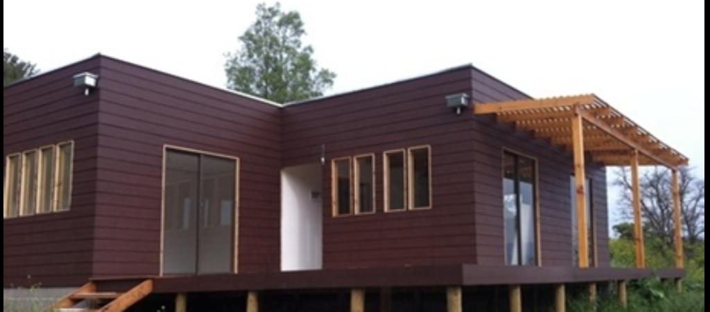 Casa prefabricada lincay 83 m2 casas prefabricadas - Empresa de casas prefabricadas ...