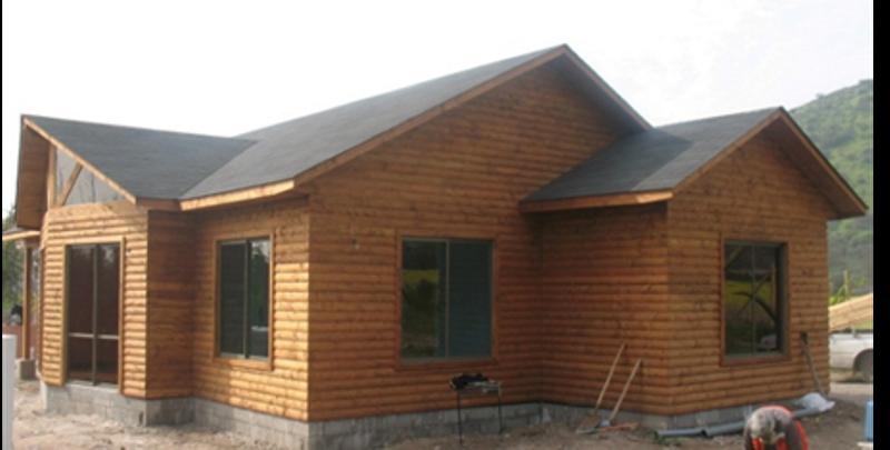 Casa prefabricada lonqu n 78 mt2 casas prefabricadas for Piletas intex precios y modelos