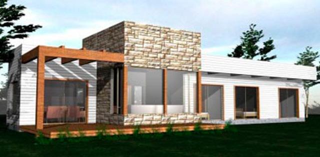 Casas prefabricadas resort conf a tu proyecto a nosotros - Modelos de casas prefabricadas de hormigon y precios ...