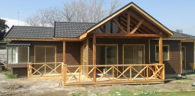 Casas prefabricadas resort conf a tu proyecto a nosotros for Casas industrializadas precios y modelos