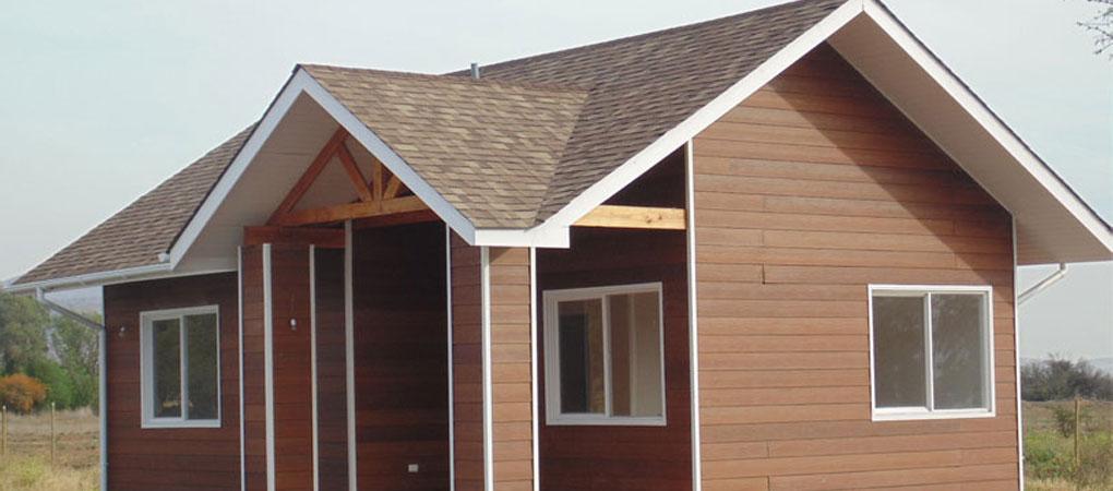 Casas Prefabricadas Diferentes Modelos
